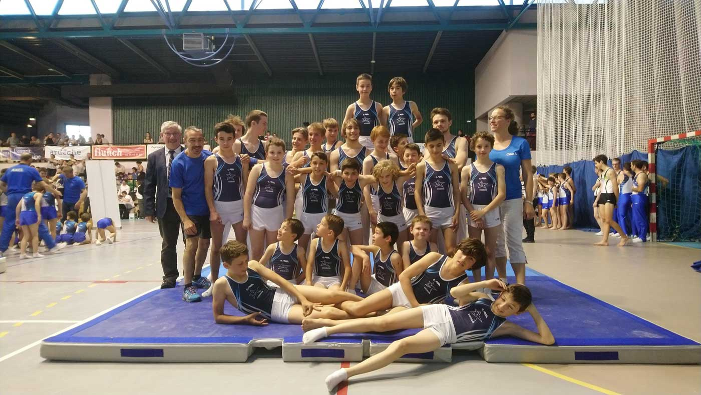 EDV Gymnastique